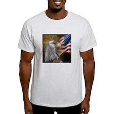 United States Eagle Flag T-Shirt