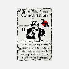 """2nd Amendment"" Magnet"