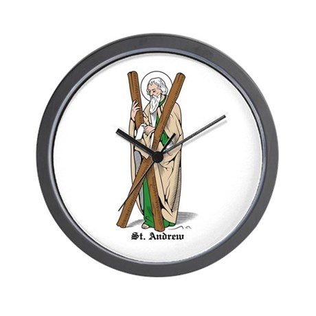St. Andrew Wall Clock