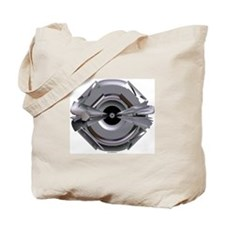 Heavy Metal Icon Tote Bag