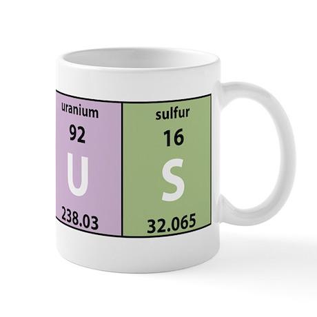 Chemical Genius Mug