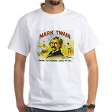 Mark Twain Cigar Label Shirt