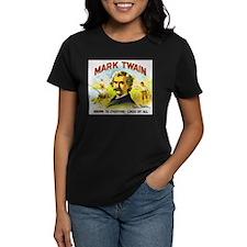 Mark Twain Cigar Label Tee