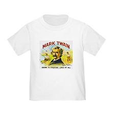 Mark Twain Cigar Label T