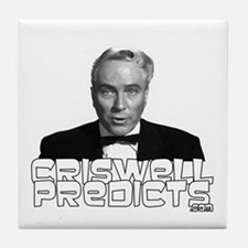 Criswell Predicts Tile Coaster