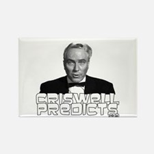 Criswell Predicts Rectangle Magnet