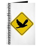 Dove Crossing Sign Journal