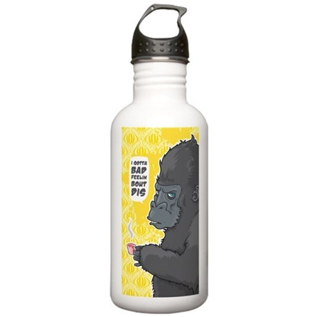 Bollo Stainless Water Bottle 1.0L