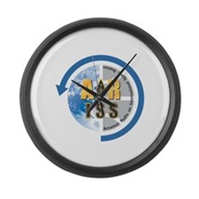 ARISS Large Wall Clock