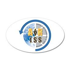 ARISS 22x14 Oval Wall Peel