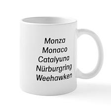 Grand Prix of Weehawken Mug