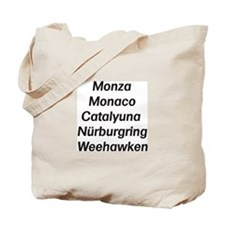 Grand Prix of Weehawken Tote Bag