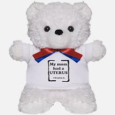 Uterus Teddy Bear