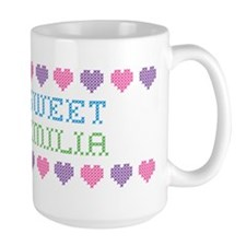 Sweet EMILIA Mug