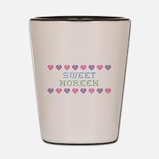 Sweet NOREEN Shot Glass