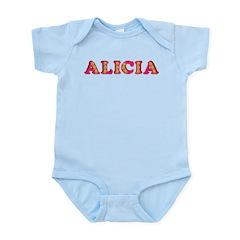 Alicia Infant Bodysuit