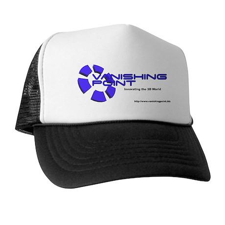VP Blue Logo Truckers Hat