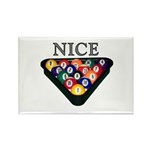 Nice Rack Rectangle Magnet (100 pack)