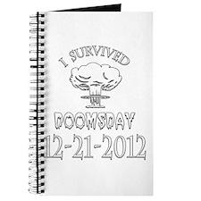 I Survived Doomsday 2012 Journal