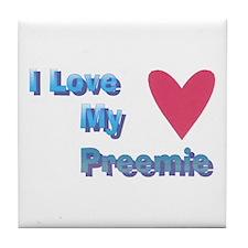 Preemies Tile Coaster
