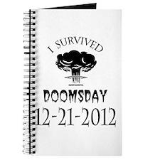 I Survived Doomsday 2012 Blac Journal