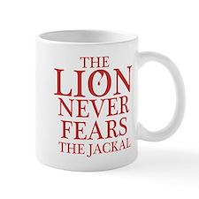 Dexter: Lion vs. Jackal Mug