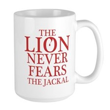 Dexter: Lion vs. Jackal Mug