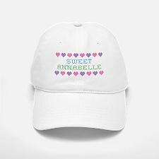 Sweet ANNABELLE Baseball Baseball Cap