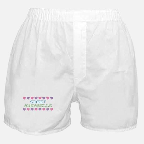 Sweet ANNABELLE Boxer Shorts