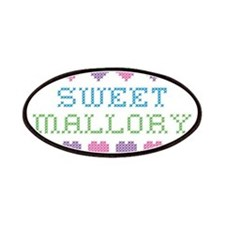Sweet MALLORY Patches
