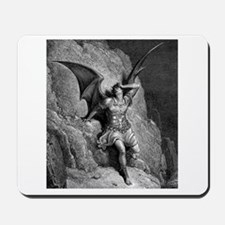 Satan Mousepad