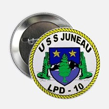 USS Juneau LPD 10 Button