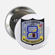 USS Dubuque LPD 8 Button