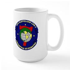 USS Cleveland LPD 7 Mug