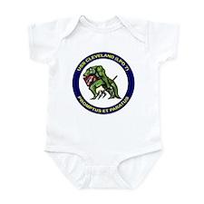 USS Cleveland LPD 7 Infant Creeper