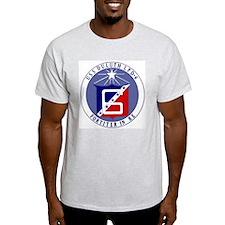 USS Duluth LPD 6 Ash Grey T-Shirt