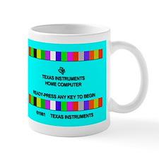Ti-99/4a Title Screen Mug
