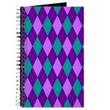 Argyle Journals & Spiral Notebooks