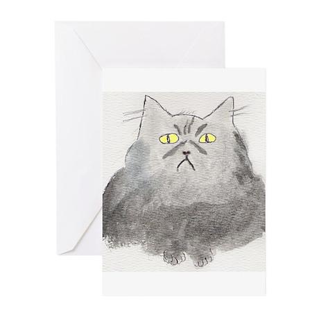 Persian Cat Greeting Cards (Pk of 20)