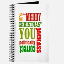 Its Merry Christmas Journal