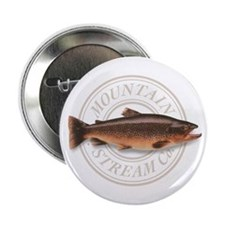 The Mountain Stream Co trout button