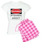 WARNING Pysanka Addict Women's Light Pajamas