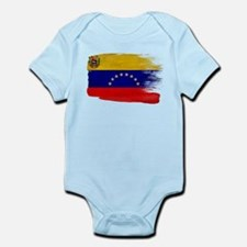 Venezuela Flag Infant Bodysuit
