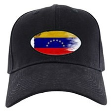 Venezuela Flag Baseball Hat