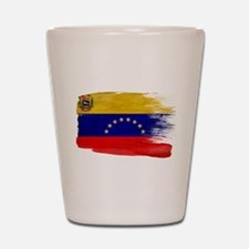 Venezuela Flag Shot Glass