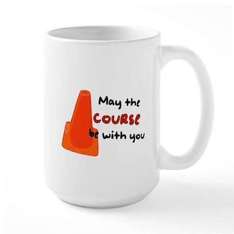 "Rally Cone ""Course Be With Yo Large Mug"