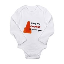 """Rally Cone """"Course Be With Yo Long Sleeve Infant B"""