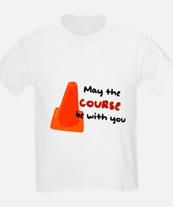 "Rally Cone ""Course Be With Yo T-Shirt"