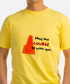 """Rally Cone """"Course Be With Yo T"""