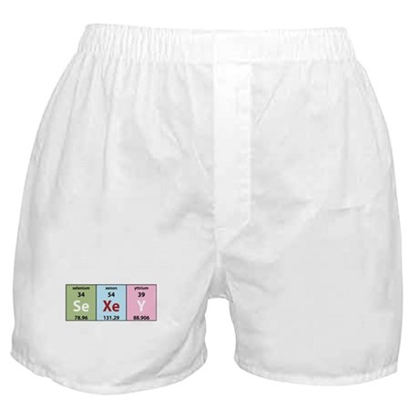 Chemical Sexy Boxer Shorts